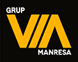 Via Manresa Logo